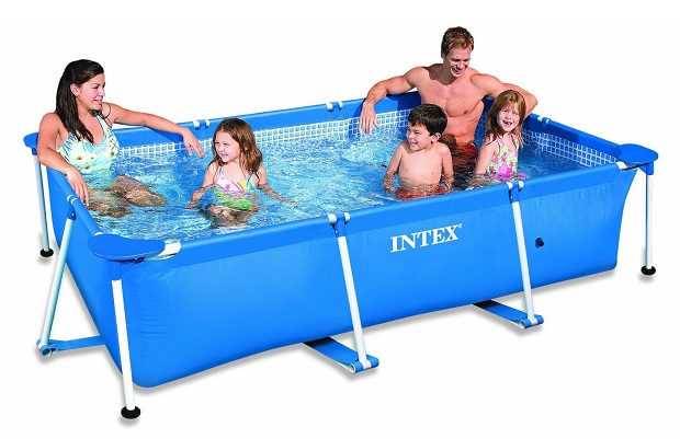 Intex Pool 620x400