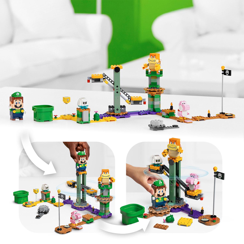 LEGO Super Mario Avventure di Luigi